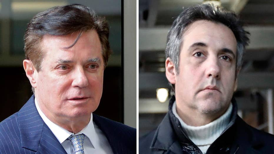 What's next for Mueller after Manafort and Cohen filings?