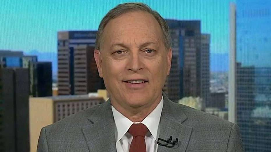 Rep. Biggs: FBI lawyer blocked many questions to Comey