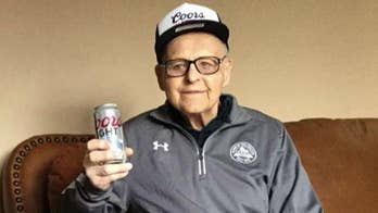 WWII vet who went viral for daily Coors Light turns 103, still drinks beer