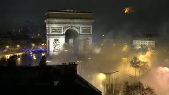 Paris braces for the possibility of more violence