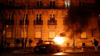 Are Paris gas tax riots a blow to climate change movement?