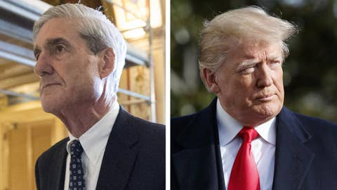 Media says Mueller nailed Trump; president insists he is in the clear