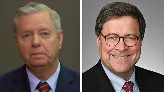 Sen. Graham to fight to make sure William Barr is confirmed