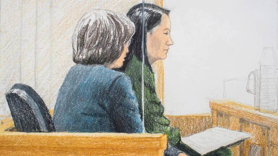 China to Canada: Free Huawei CFO or face consequences