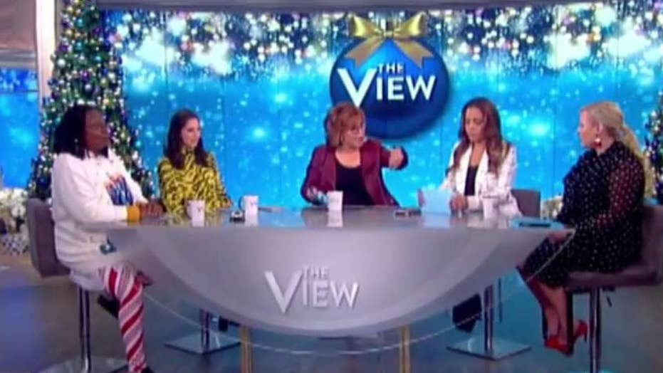 Bitter battle at 'The View'