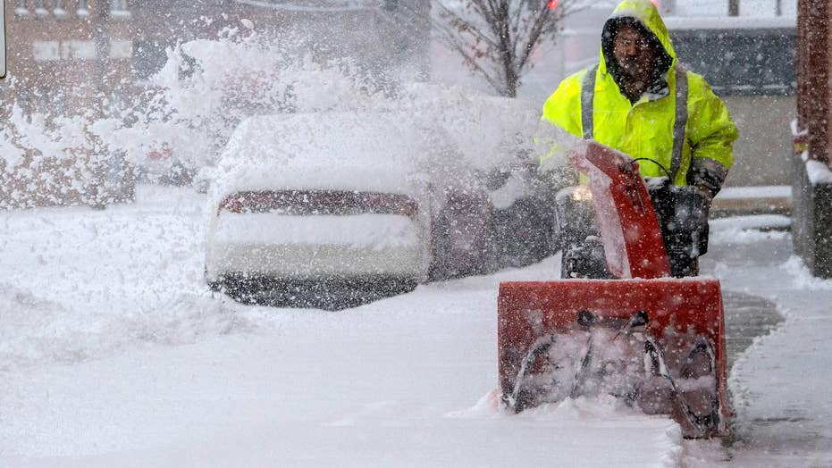 Over 200,000 without power in NC after snow storm