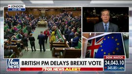 Amid Brexit turmoil, British parliament mace grabber 'proud' of seizing ceremonial item despite backlash