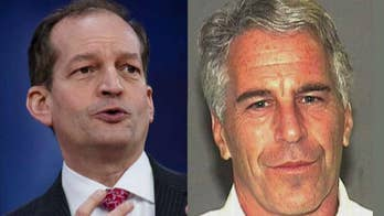 Top Dems demand Acosta resign over Epstein deal, as Trump administration fights back