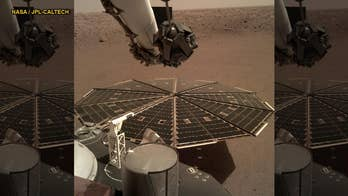 NASA releases first-ever audio recording from Mars