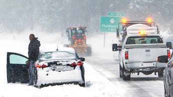 Ice a concern after deadly snowstorm hits Southeast