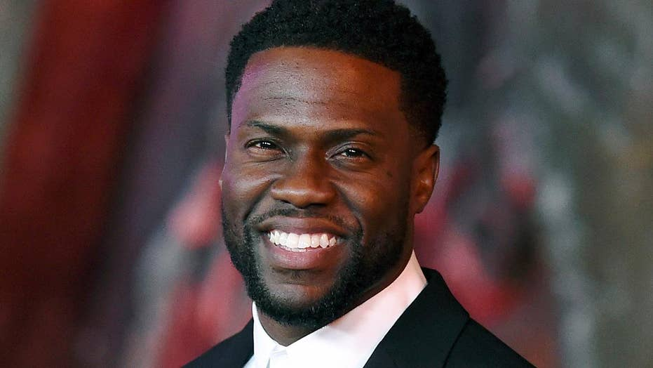 Kevin Hart quits Oscars over tweets