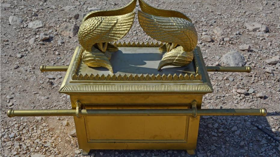 Ark of the Covenant is only a replica at Ethiopian church