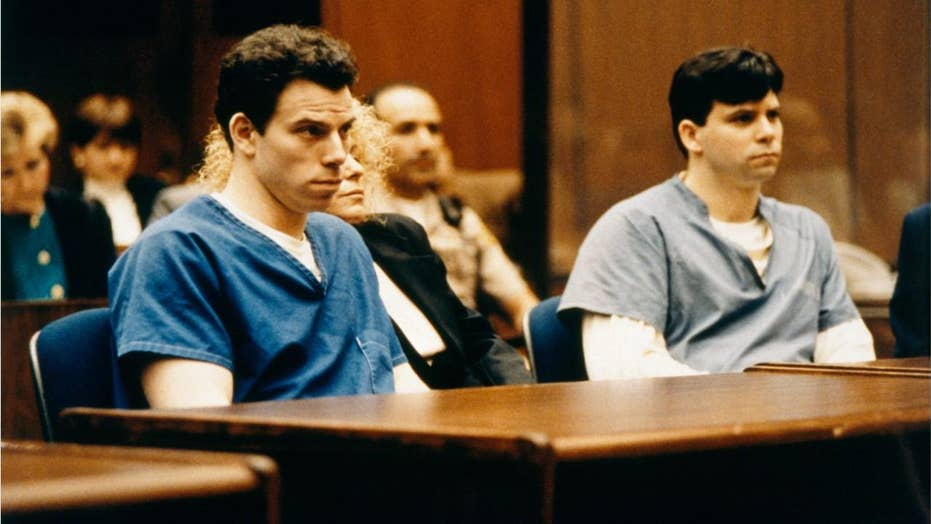 Menendez brothers found in background of NBA trading card