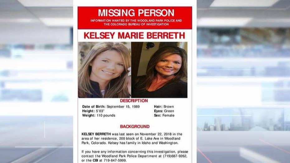 FBI joins search for mom missing since Thanksgiving