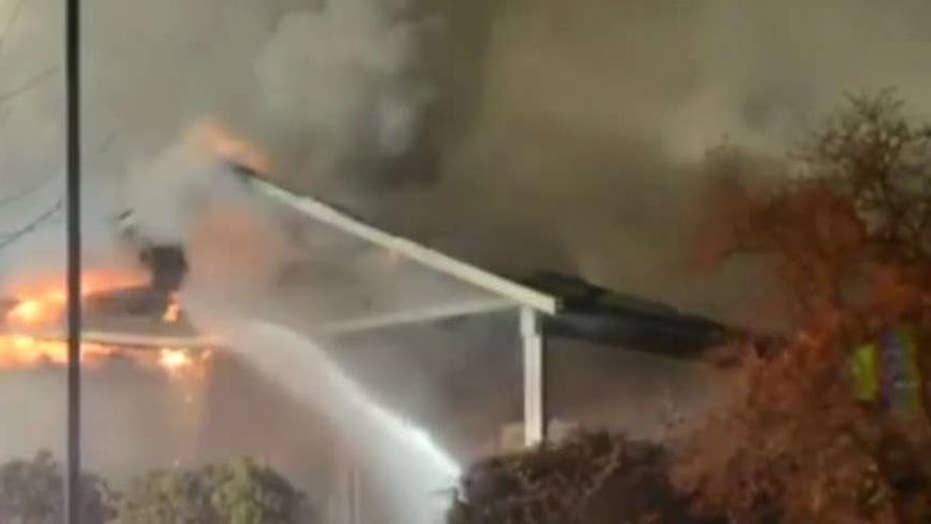 Jehovah's Witness community the target of arson attacks