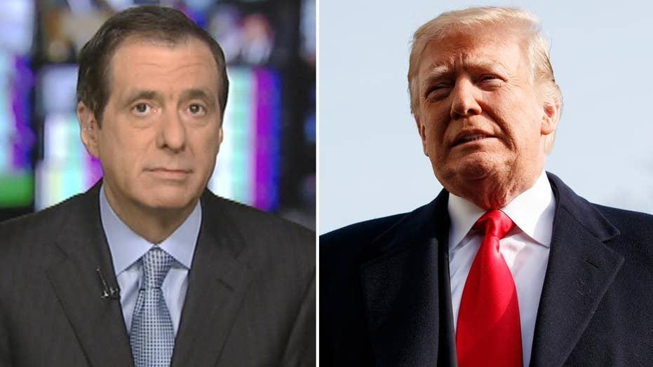 Kurtz: Could porn star payoffs really sink a president?