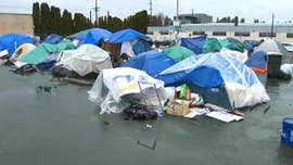Washington city's homeless camp site plan put on hold by judge's ruling