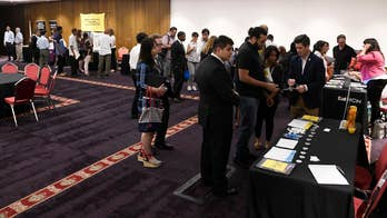 Job openings rose in October