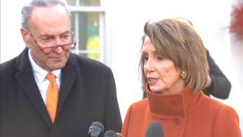 Pelosi, Schumer say 'Trump shutdown' can be avoided