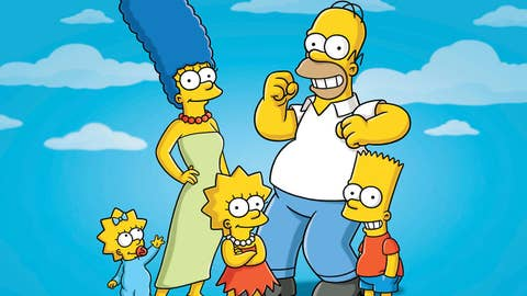 'The Simpsons' marks a major milestone
