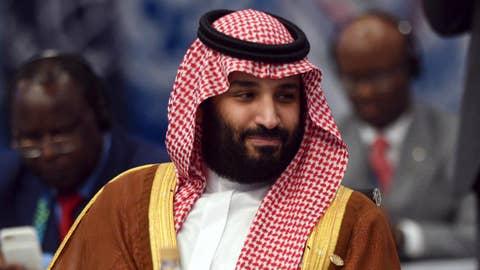Senators push resolution condemning Saudi Arabia