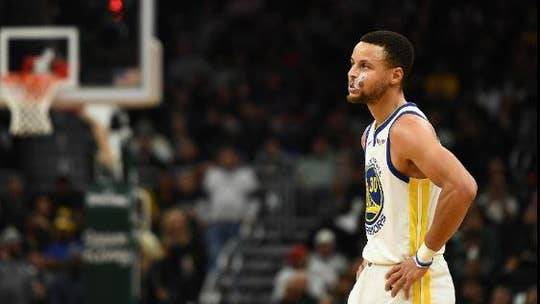 Steph Curry's bizarre US moon landing comments spark flood of hilarious Twitter questions