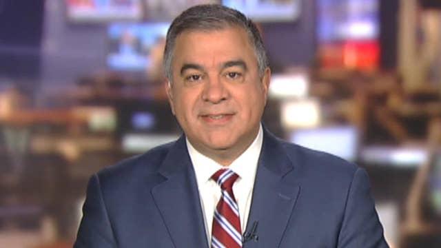 David Bossie on rumors he is on Trump's chief of staff list
