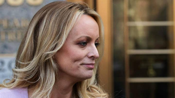 Judge orders Stormy Daniels to pay Trump