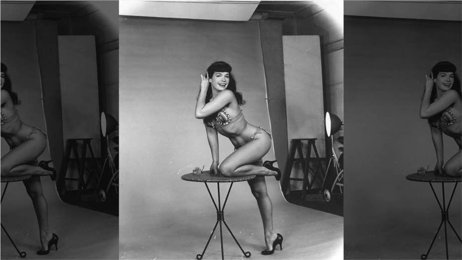 Bettie Page biography reveals never seen letters and photos