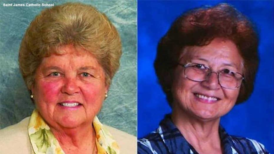 Two nuns allegedly embezzled $500,000 from school funds