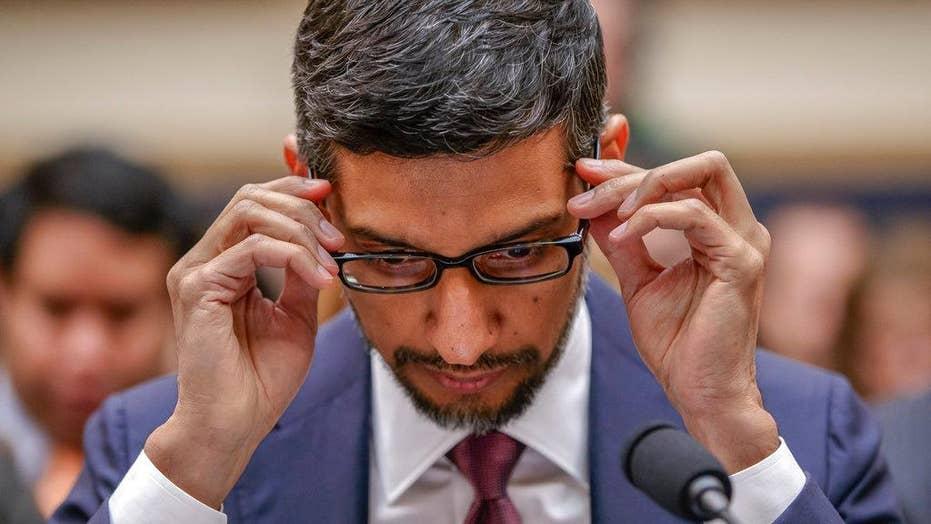 Google CEO Sundar Pichai's hearing highlights: Political bias