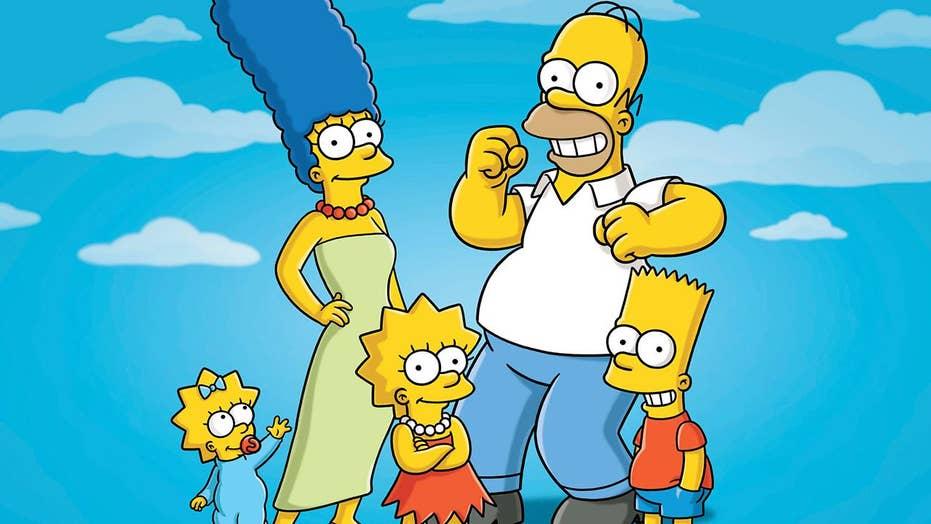 'The Simpsons' marks a major milestone