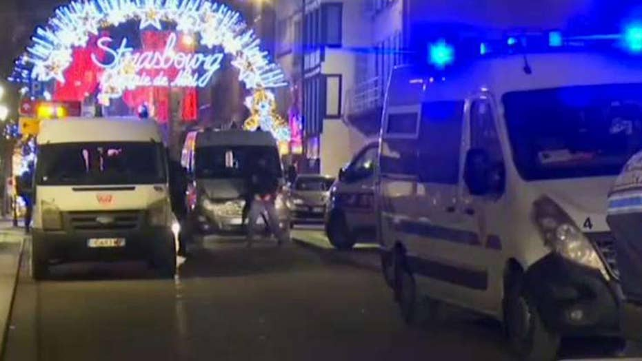French officials calling market shooting a terror attack