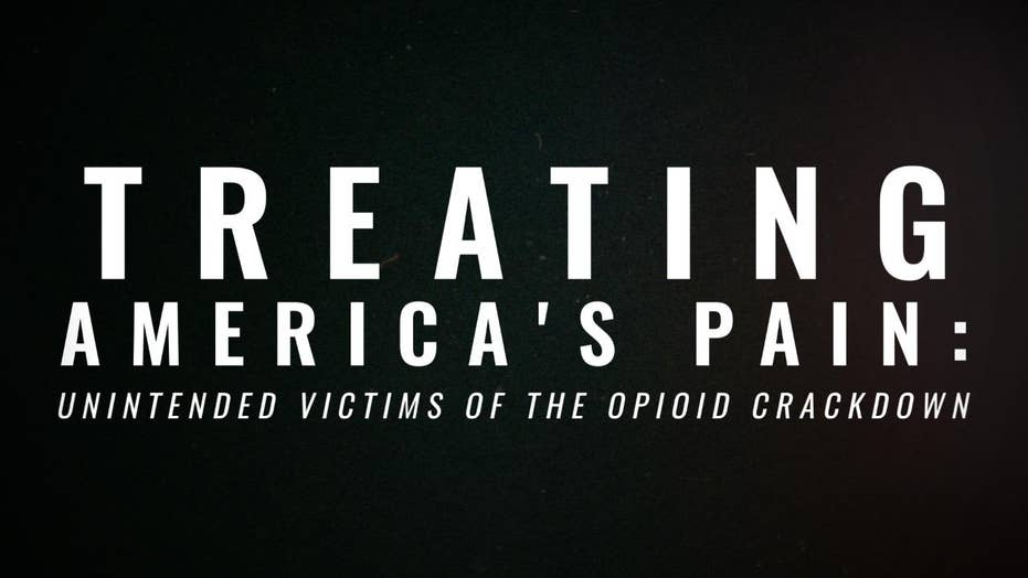 Treating America's Pain: Unintended Victims of the Opioid Crackdown, Part 3 – The Solutions