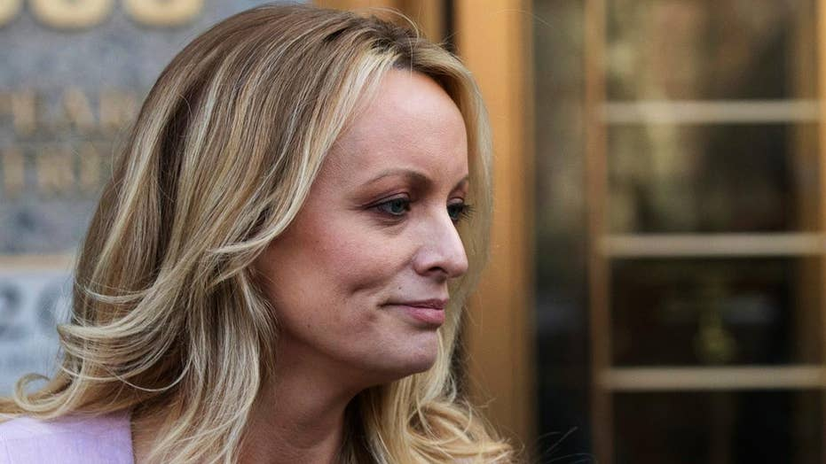 Judge orders Stormy Daniels to pay Trump almost $300,000