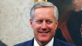 Meadows out of running for White House chief of staff; Trump wants him to stay in Congress