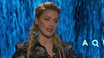Amber Heard talks superhero roles for women