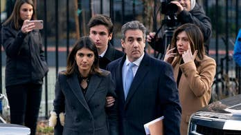 Cohen tells judge 'blind loyalty' to Trump led to dark path