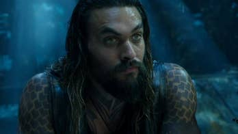 'Aquaman' cast ready for their epic close-ups