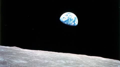 WATCH: NASA commemorates Apollo 8 50th anniversary