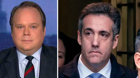 Chris Stirewalt on political fallout from Cohen sentencing