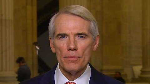 Portman: Trust but verify on China and trade