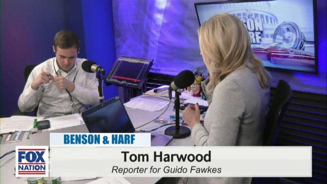 Reporter for Guido Fawkes Tom Harwood