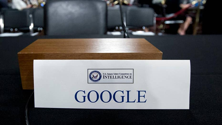 Google CEO and lawmakers spar during hearing