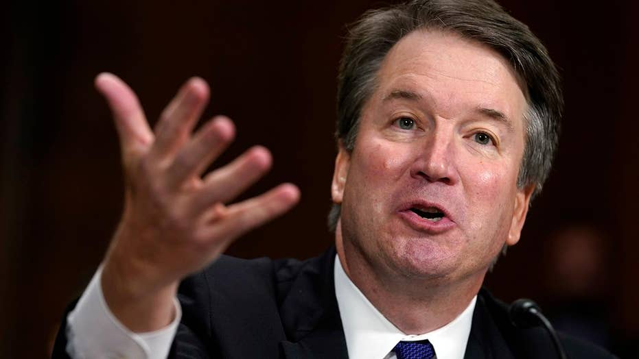 Kavanaugh surprises Dems in Planned Parenthood box decision