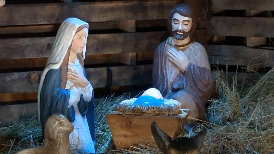 City moves nativity scene after receiving complaints