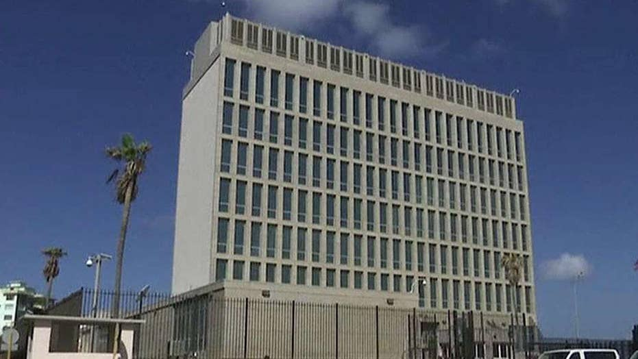 Study finds US diplomats were attacked using sonic device