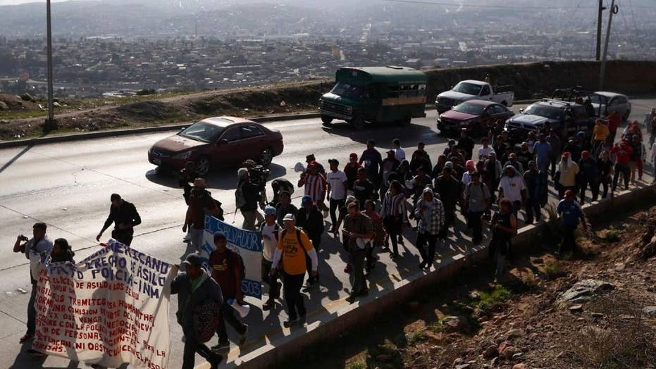 Migrant group delivers ultimatum to the Trump administration