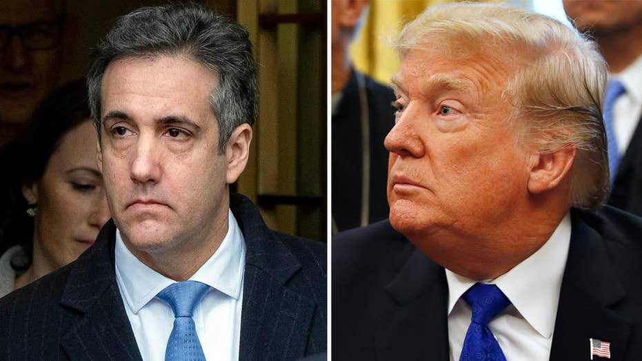 Napolitano: Michael Cohen, 'at the direction of the president'