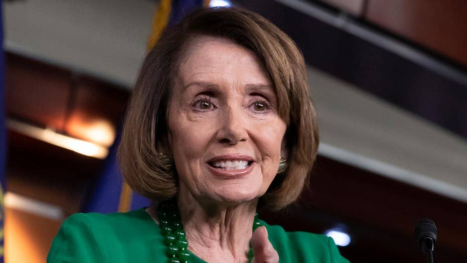 Pelosi works on Democratic leadership term-limit deal
